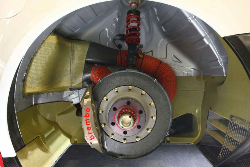 Big Brake System Brembo Performance And Brembo Racing