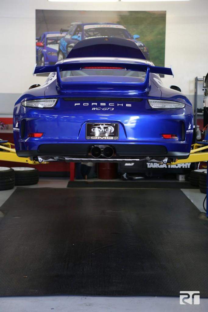GMG Racing 991
