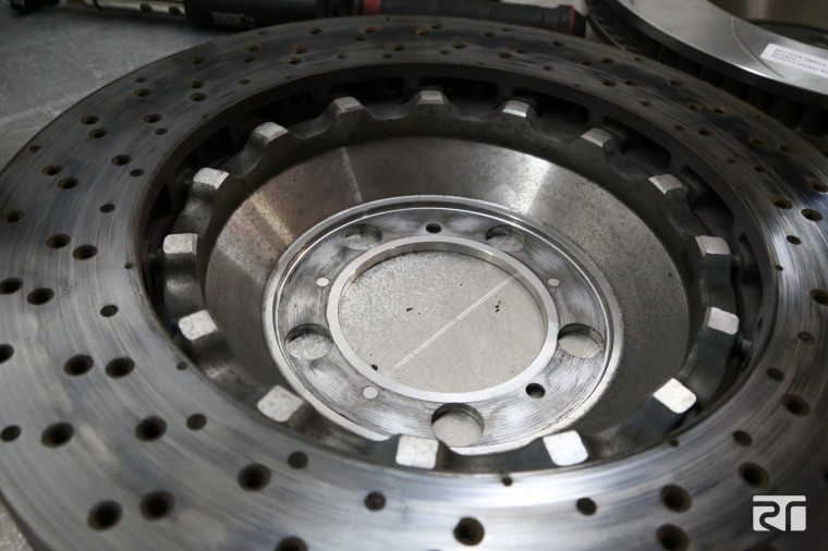 Brembo OE co-cast discs