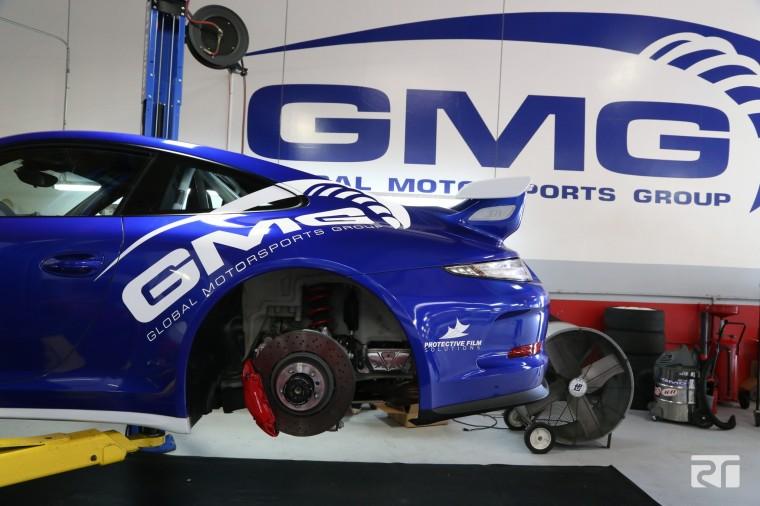 GMG Racing 991 GT3.