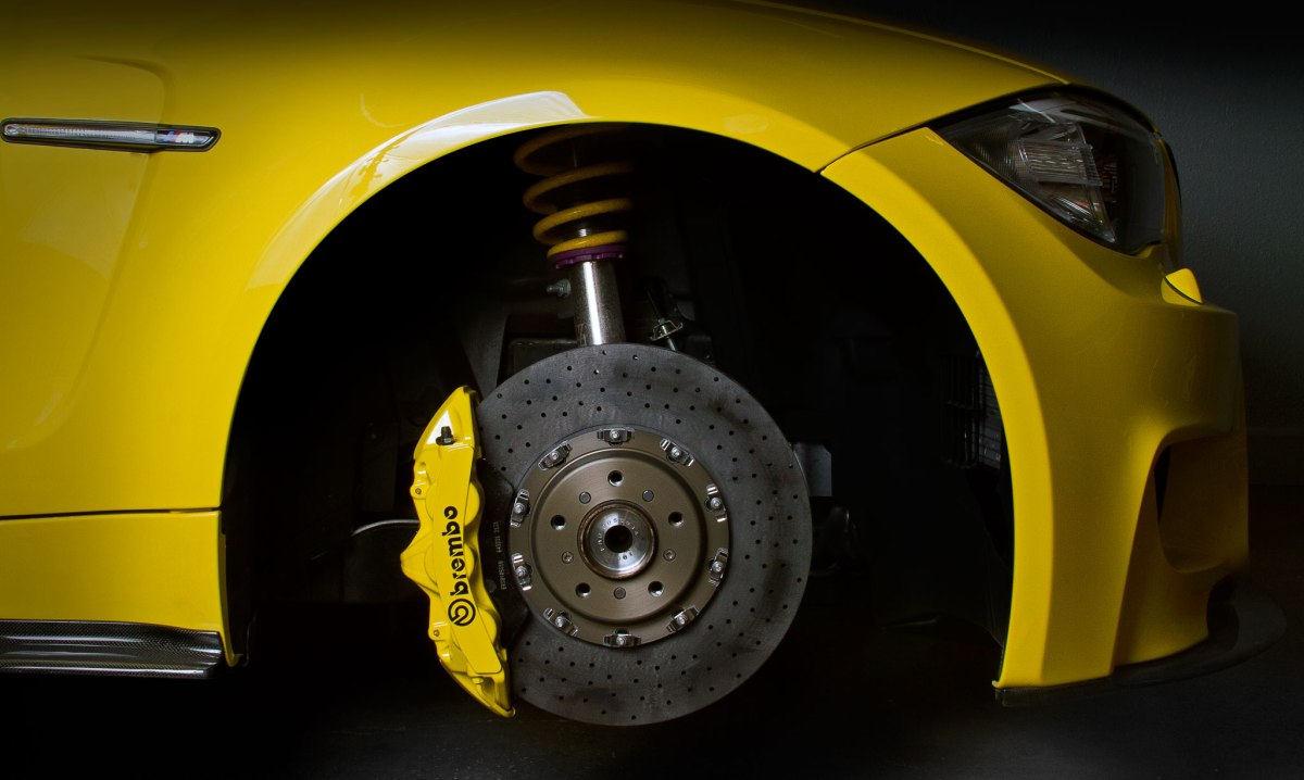 Brembo Carbon Materials (CCM, CCM-R, and Racing Carbon)