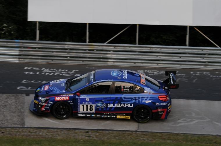 Subaru Nurburgring 24 Challenger