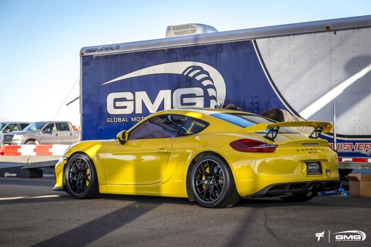GMG Racing Porsche 981 Cayman GT4